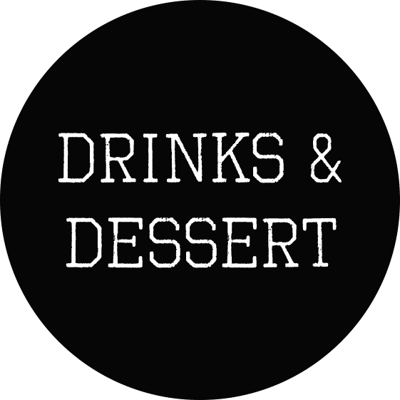 Drinks and Dessert Menu button