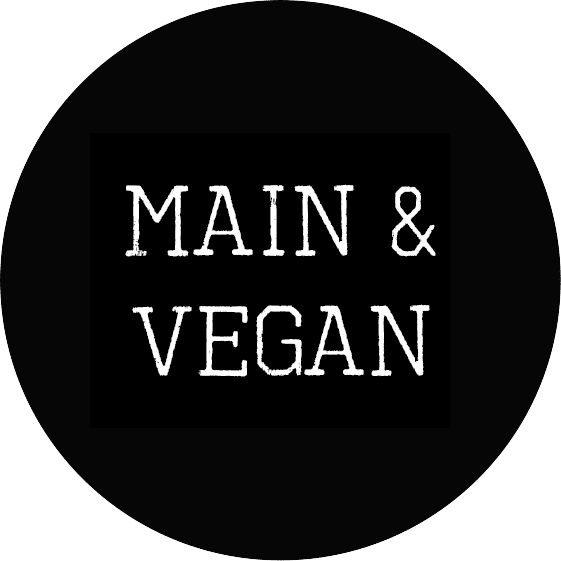 Main and Vegan Menu button
